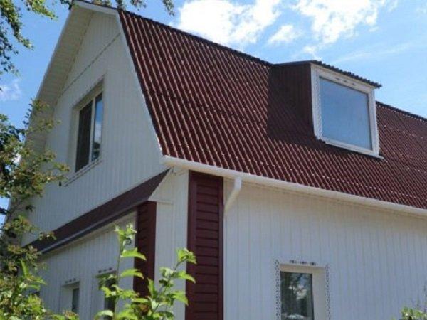 Как выбрать правильное покрытие для разных видов крыш. Разумная экономия при обустройстве кровли.