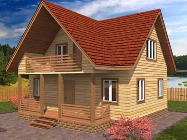 Непросто, но реально: как самостоятельно построить крышу мансардного типа